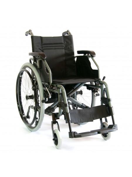 Инвалидное кресло-коляска алюминиевая FS 957 LQ-41(46)