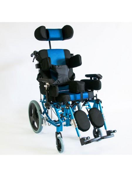 Коляска инвалидная для больных ДЦП FS 958 LBHP-32