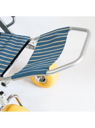 Кресло-коляска инвалидная пляжная BW-200 QUATTRO